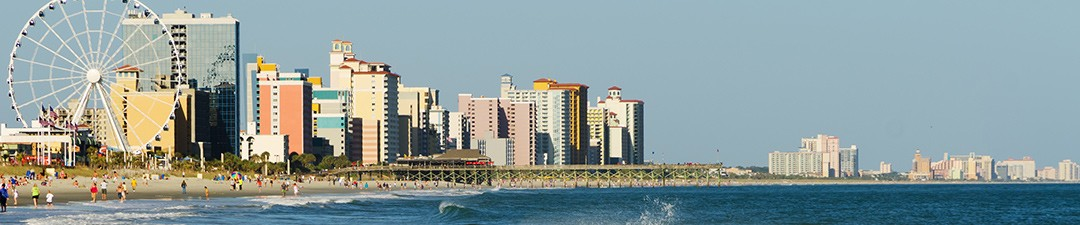 Cheap Car Rental in Myrtle Beach
