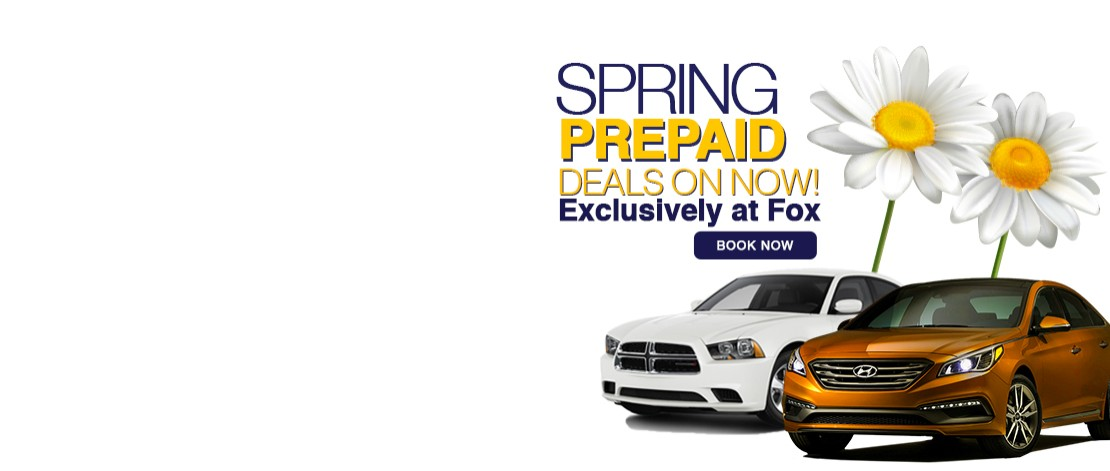 Prepaid Rental Car Las Vegas
