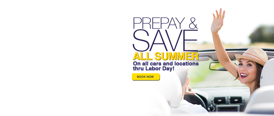 summer pay now deals - all locations & cars
