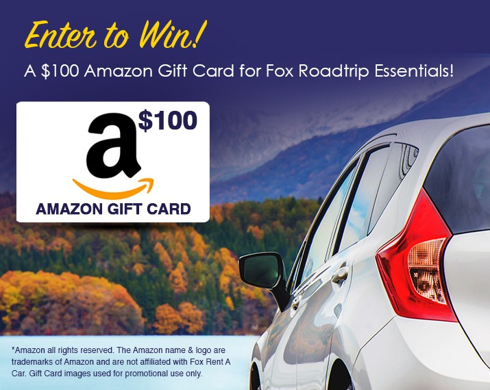 Enter sweepstakes to win a car