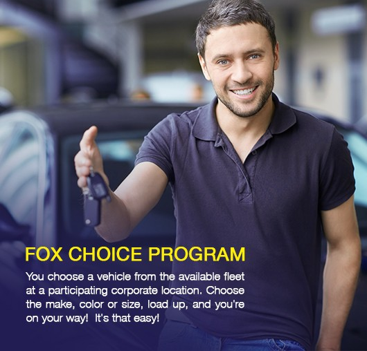 Fox Choice program
