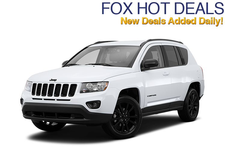 Fox Hot Deals - Updated Daily