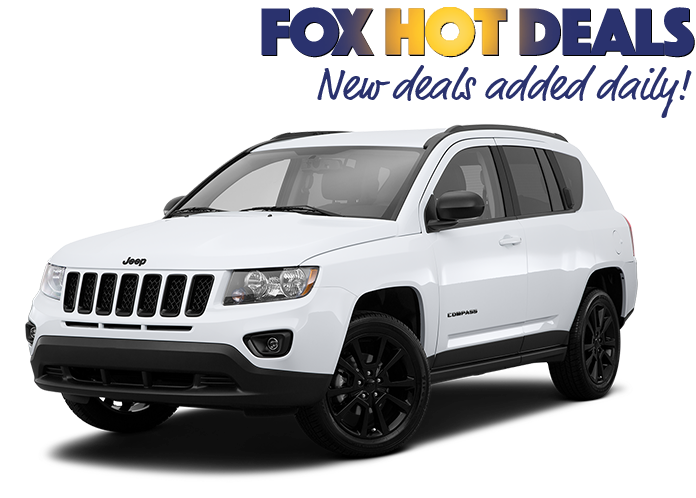 Car Rental Coupons Discounts And Rental Deals Fox Rent A Car - San diego international car show coupons