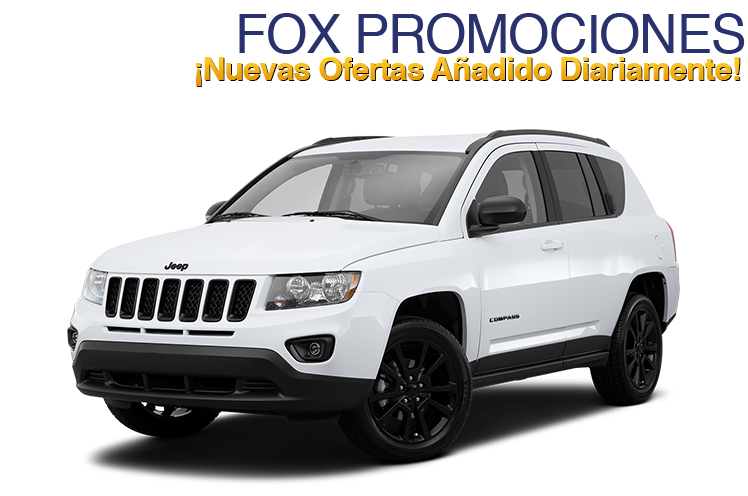 Hot Deals de Fox - Actualizados diariamente